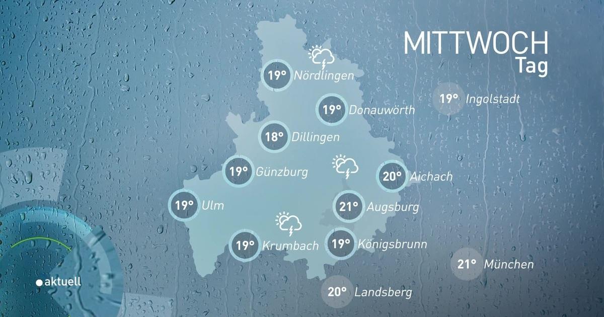 Wetter Aktuell Augsburg