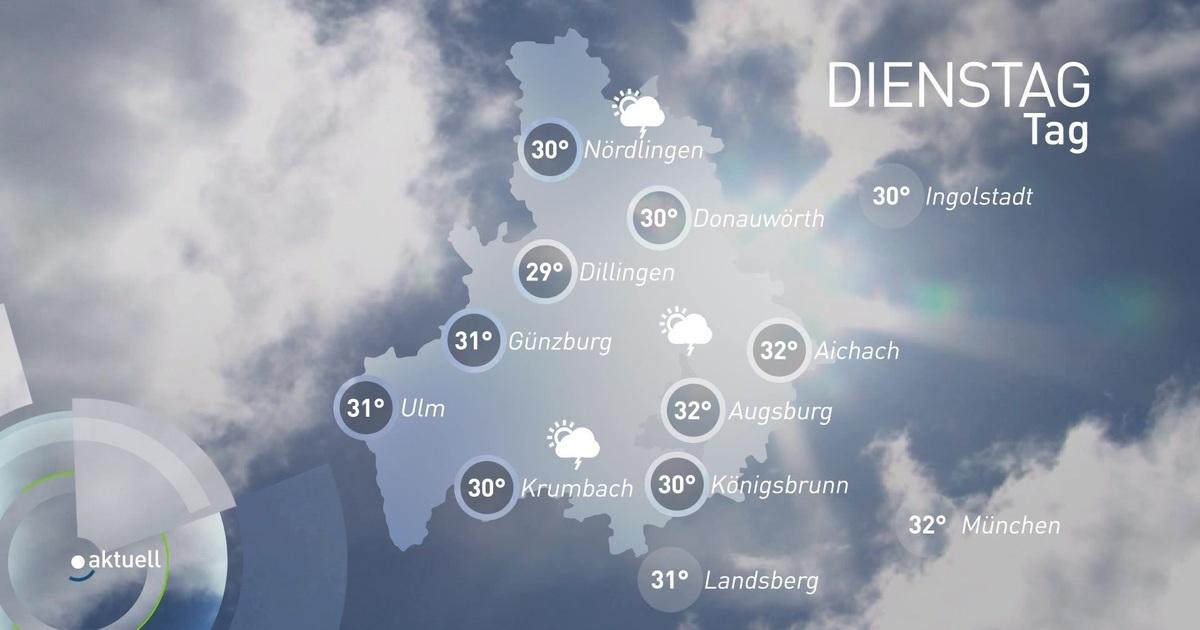 Augsburg Wetter Aktuell